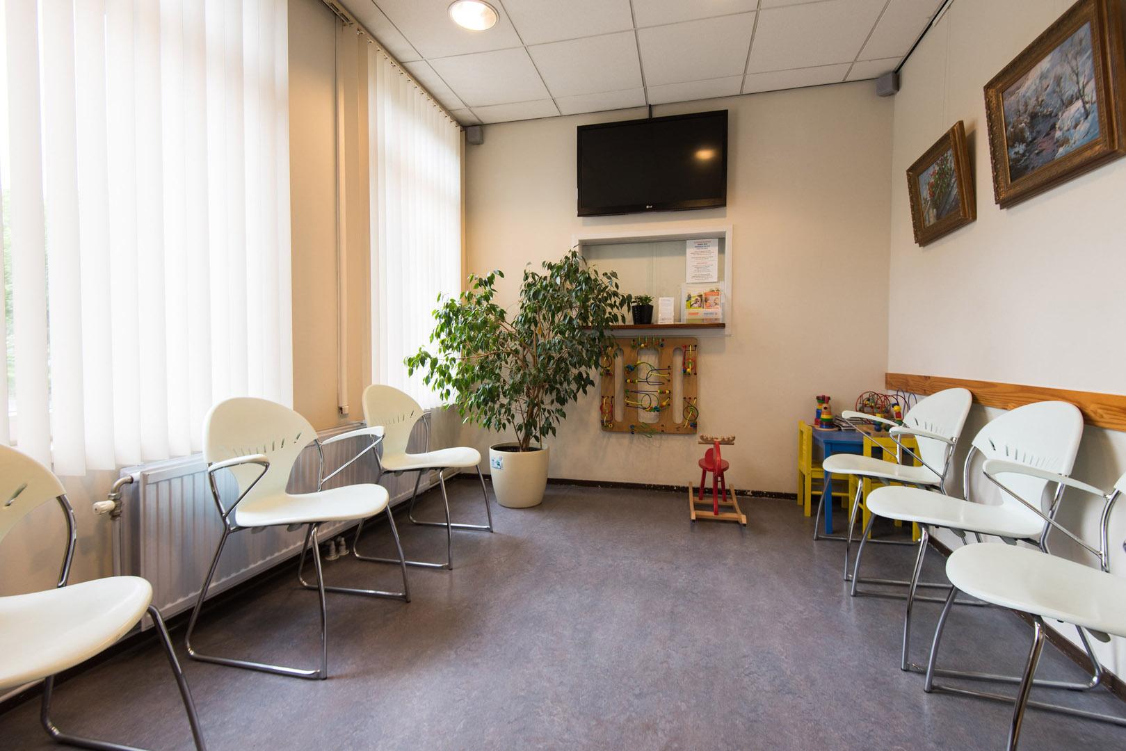Rodin Dental Clinic wachtkamer