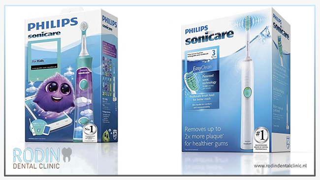 Rodin Dental Clinic gratis elektrische tandenborstel